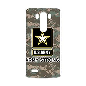 Canting_Good US Army Camouflage Custom Case Shell Cover for LG G3 (Laser Technology)
