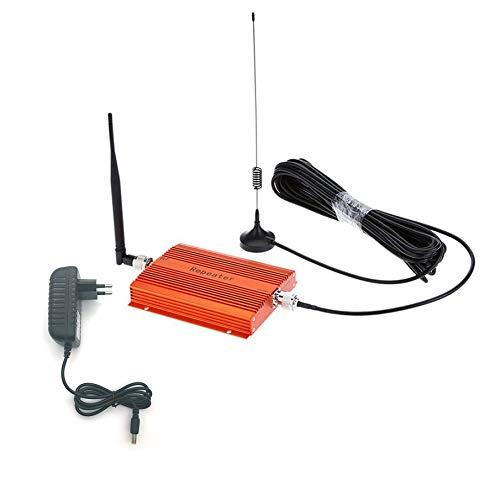 KNOSSOS Cdma 850Mhz Cell Phone Signal 3G 4G ripetitore Amplificatore Amplificatore - Arancione