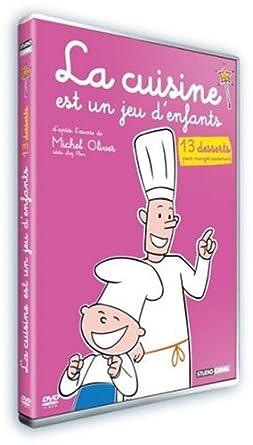 Amazon Com La Cuisine Est Un Jeu D Enfants 13 Desserts Movies Tv