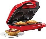 Holstein Housewares HF-09016R Fun Mini Pie Maker