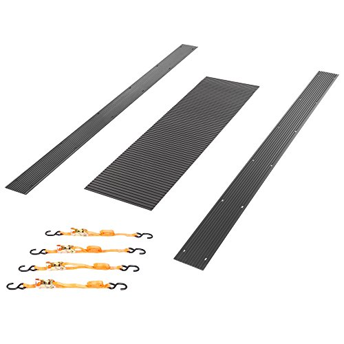 Black Ice 4x8' Snowmobile Trailer Accessory Kit by Black Ice