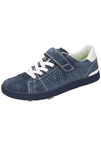 Bleu VADO Halbschuhe 530373 5 blau Jungen qXr6wzX