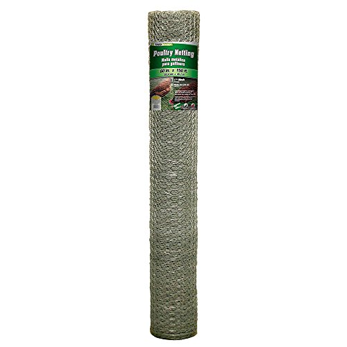 (YARDGARD 308434B Fence, Height-60 Inches x Length-150 Ft, Color - Galvanized)