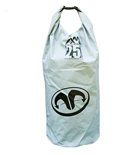 Aqua Marina Wasserdichte Tasche Packsack Seesack Drybag Beutel Kayak Kanu Camping 25l Grey 25l vEMW1cPVP