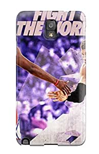 los angeles clippers basketball nba (16) NBA Sports & Colleges colorful Note 3 cases
