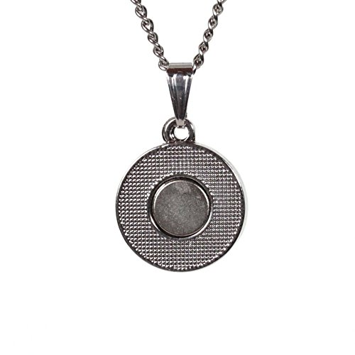 Magnetic Pendant with Necklace for Metal Golf Ball Markers by Girls Golf Bling