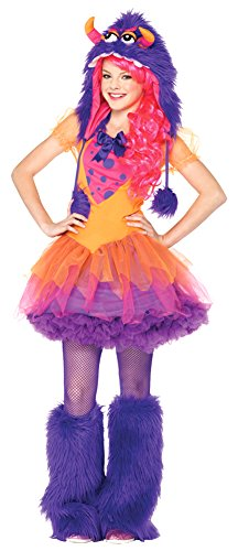 Kids-Costume Furrrocious Frankie Teen Costume 10-12 Halloween Costume