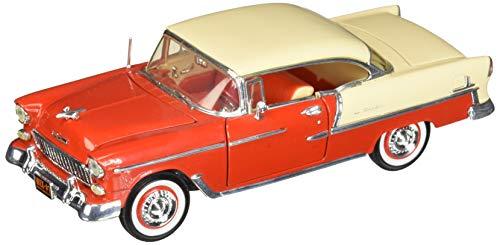 - ERTL Diecast WIX 1955 Chevy Bel Air Sedan Car Automobile 1:24