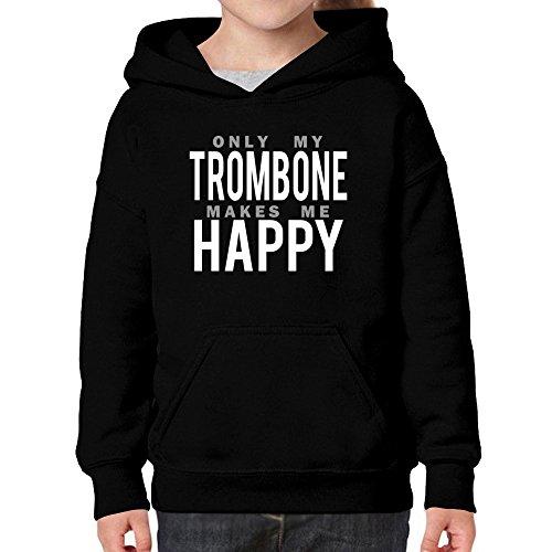 Teeburon Trombone Makes Me Happy Girl (Trombone Chick)