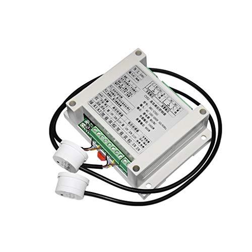 Taidacent Non Contact Liquid Level Sensor Externally Attached Water Level Controller Fuel Level Sensor Float - Liquid Level Transmitter