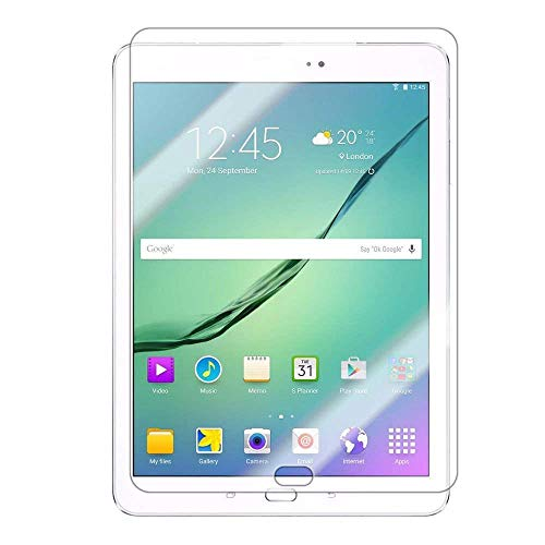 Galaxy Tab S 8.4 T700 Screen Protector, KIQ [3 Pack] Tempered Glass Anti-Scratch 9H Toughness Scratch-Resist Easy-to-Install Self-Adhere GLASS For Samsung Galaxy Tab S 8.4 SM-T700 (Galaxy Tab S 8.4 Best Price)
