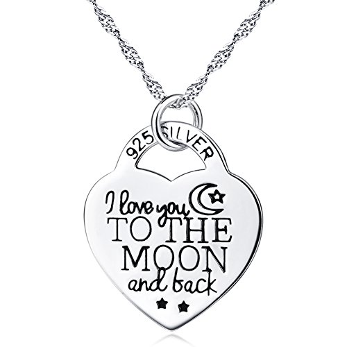 YFN Sterling Personalized Pendant Necklace