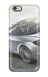 Protective Tpu Case With Fashion Design For Iphone 6 Plus (2009 Mercedes Benz Slr Mclaren Roadster 2)