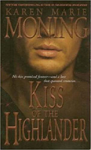 Karen Marie Moning - Kiss of the Highlander Audiobook Free Online
