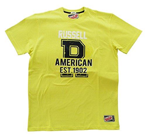 RUSSELL ATHLETIC T-shirt Herren A50231302CD-XL
