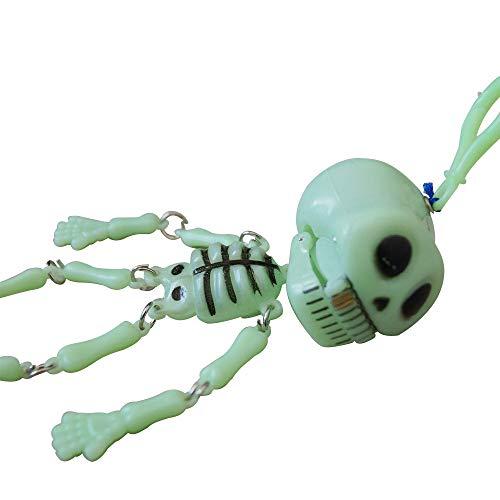 1pcs Halloween Accessories Toys Horror Props Luminous Simulation -