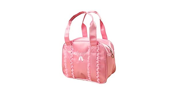 Amazon.com: Portable Bolsa Dance Duffle bolsas niñas Dance ...