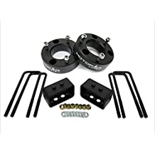"""MotoFab Lifts F150-2.5F-3R 2.5"""" Front and 1.5"""" Rear Leveling lift kit for 2009-2017 Ford F150 4WD"""