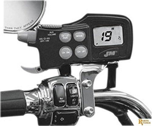 J&M Audio JMCB-2003 Universal Mounting Bracket (Honda Cruisers)