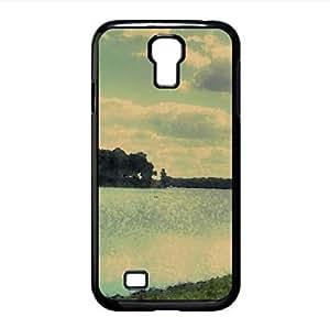 Lake Watercolor style Cover Samsung Galaxy S4 I9500 Case (Lakes Watercolor style Cover Samsung Galaxy S4 I9500 Case) by icecream design