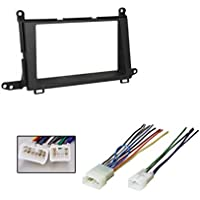 Double DIN Installation Dash Kit for 2009-2015 Toyota Venza