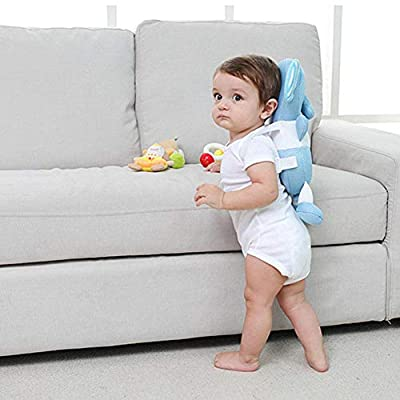 Baby Head Protection Cushion Infant Walking Crawling Adjustable Head and Shoulder Safety Cushion Head Protection Pad