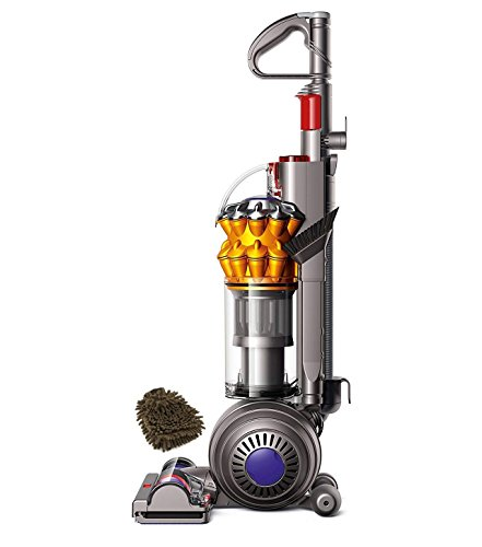 213545-01 Dyson Small Ball Multi Floor Upright Vacuum, Corded (Complete Set) w/Bonus: Premium Microfiber Cleaner Bundle