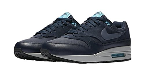 Air Max 1 Premium Obsidiaan / Light Carbon