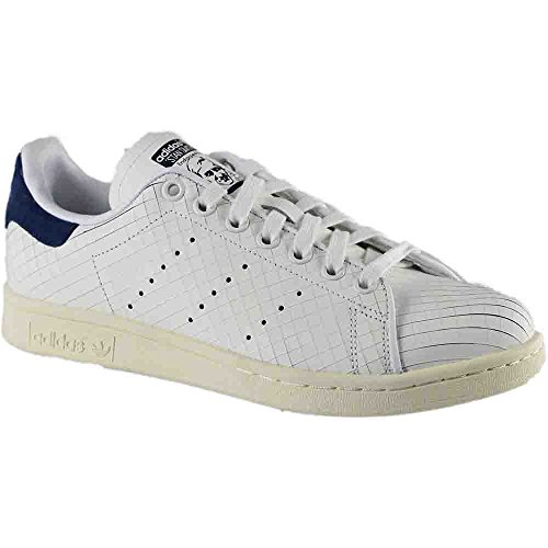 Sneakers Casual Adidas Stan Smith Donna Bianche / Blu
