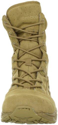 Reebok Work Duty Mens Hyper Velocity Rb8280 8 Tactical Boot Desert Tan
