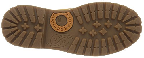 Dockers Di Gerli Damen 19pa338-300910 Boots Gelb (golden Tan 910)