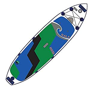 """2017 Hala Hoss 11'0"""" SUP Inflatable Stand Up Paddle Board"""