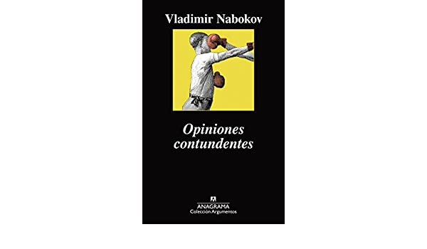 Resultado de imagen para nabokov opiniones contundentes