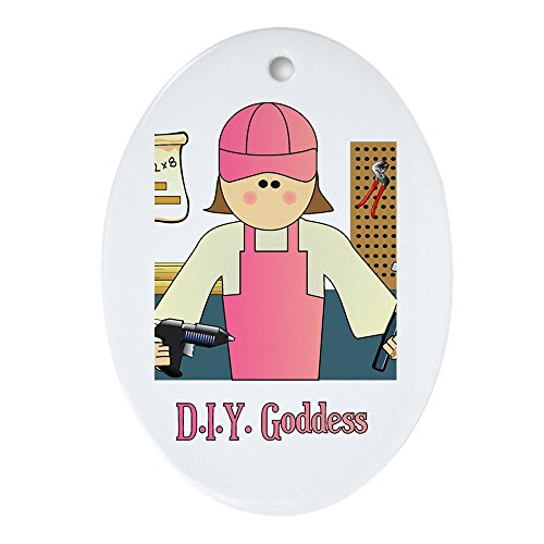 Wedding Yourself Do Favors It (CafePress D.I.Y. Do It Yourself Goddess Oval Ornament Oval Holiday Christmas Ornament)