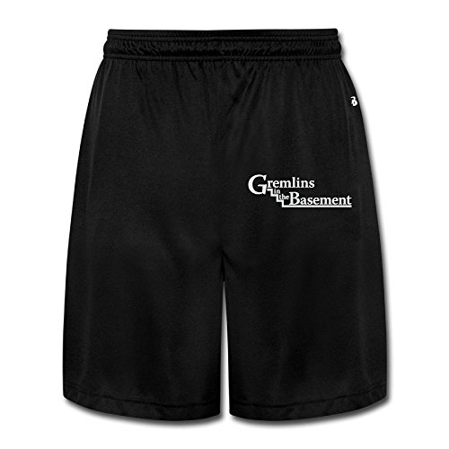 Gremlins In The Basement Performance Shorts Sweatpants Gentleman Mens ShortsMorden