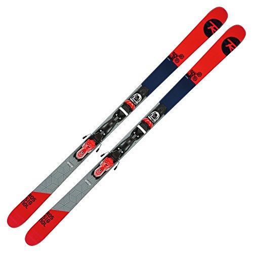 Twin Skis Tip Around (Rossignol Sprayer Skis + Xpress 10 Bindings - 2018 (148))