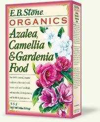 EB Stone Organic Azalea, Camellia & Gardenia Food 15 lbs.
