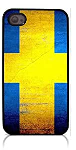 HeartCase Hard Case for Iphone 4 4G 4S (Sweden flag )