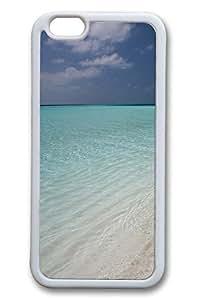 iPhone 6 Plus Case, Case for Apple iPhone 6 Plus, Maldivian For Fit For Apple iPhone 6 Plus, TPU Soft Rubber Bumper Screen Protector For Apple iPhone 6 Plus [Shock-Dispersion] [Slim Fit]