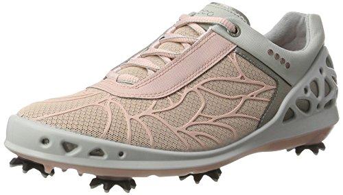 Ecco Women's Cage Evo Golf Shoe - Silver/Pink - 35 M EU /...