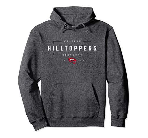 (Western Kentucky Hilltoppers WKU NCAA Hoodie 1704FR16)