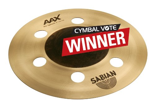 SABIAN AAX 8`SPLASH