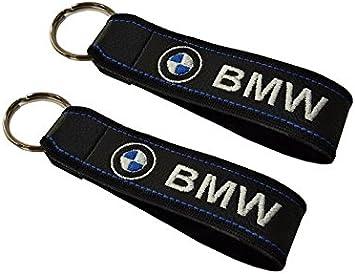 Portachiavi con Cordino Originale Motorsport per Moto BMW