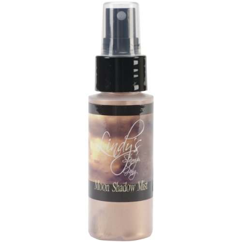 Lindy's Stamp Gang Moon Shadow Mist Spray Paint, 2-Ounce Bottle, Buccaneer Bronze