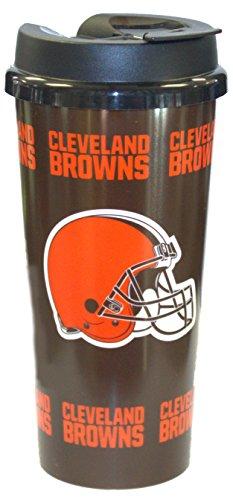 (NFL Cleveland Browns 16oz Travel Mug)