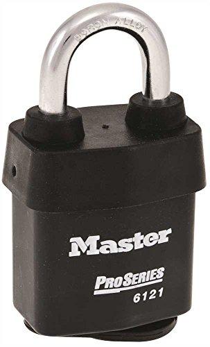 - Padlocks Master Lock Pro-Series : Restricted High Security Key Lock : 1-3/8