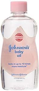 Johnson & Johnson Baby Oil, Original, 14 Ounce