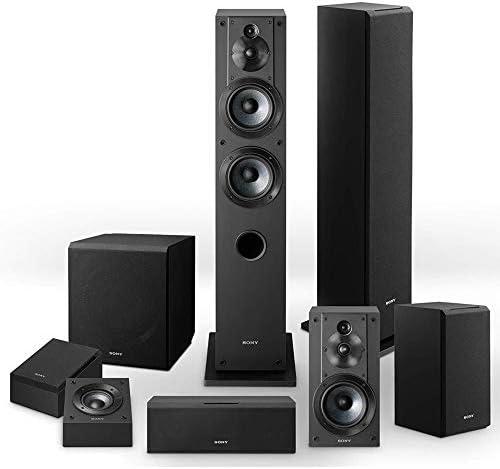 Sony Complete 8 Speaker System- SSCS3 2 , SSCS5, SSCS8, SACS9, SSCSE