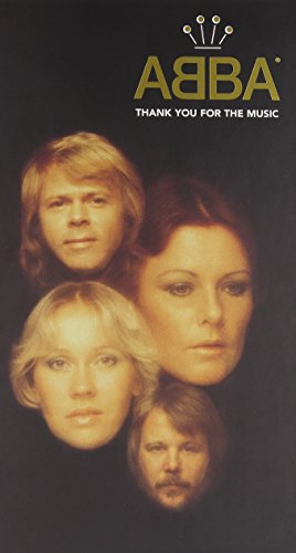 Abba - Thank You For The Music [4 Cd Box Set] - Zortam Music