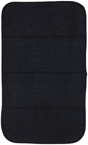 (Black) - Premium All-Clad Dual Surface, Reversible Dish Dry